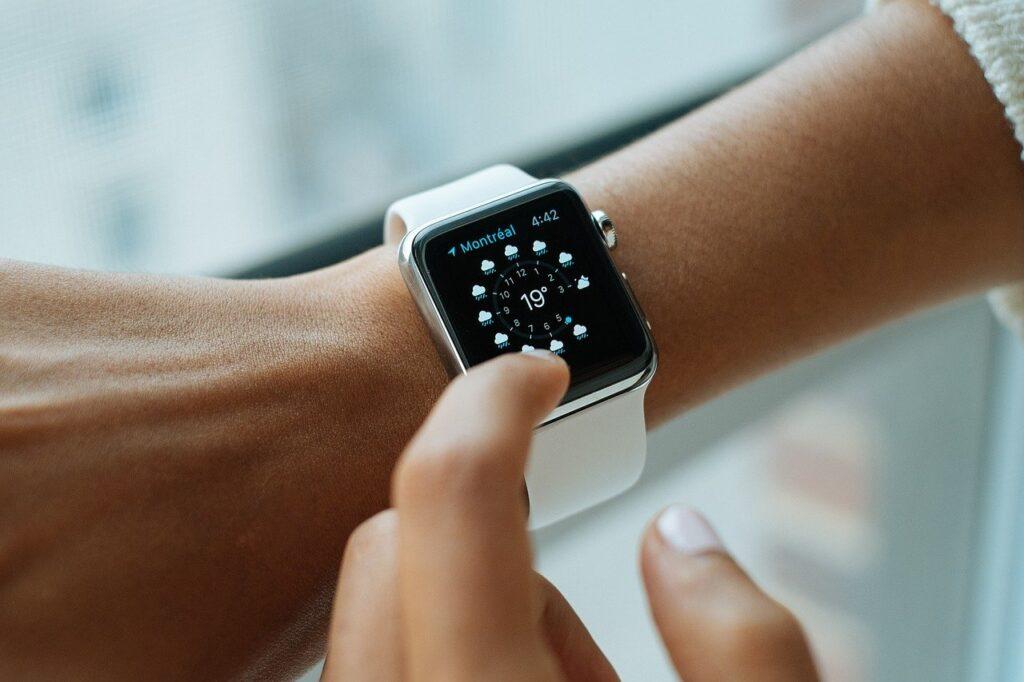smart watch, apple, wrist